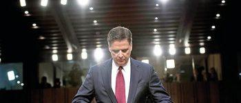 اعتراف انتخاباتی مدیر سابق «اف.بی.آی»